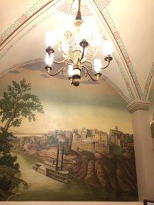 Original Fresco in NY Governor's Office