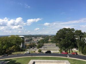 View from Albany Capitol Building