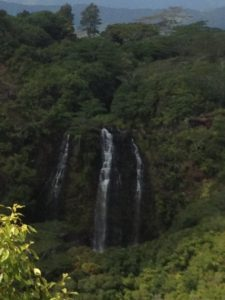 Waterfall on Kauai