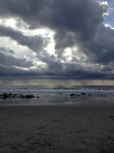 Cloudy in Coronado
