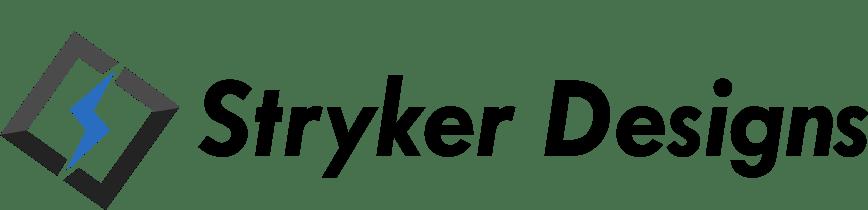 Stryker Designs Pflugerville, TX – Original Logo