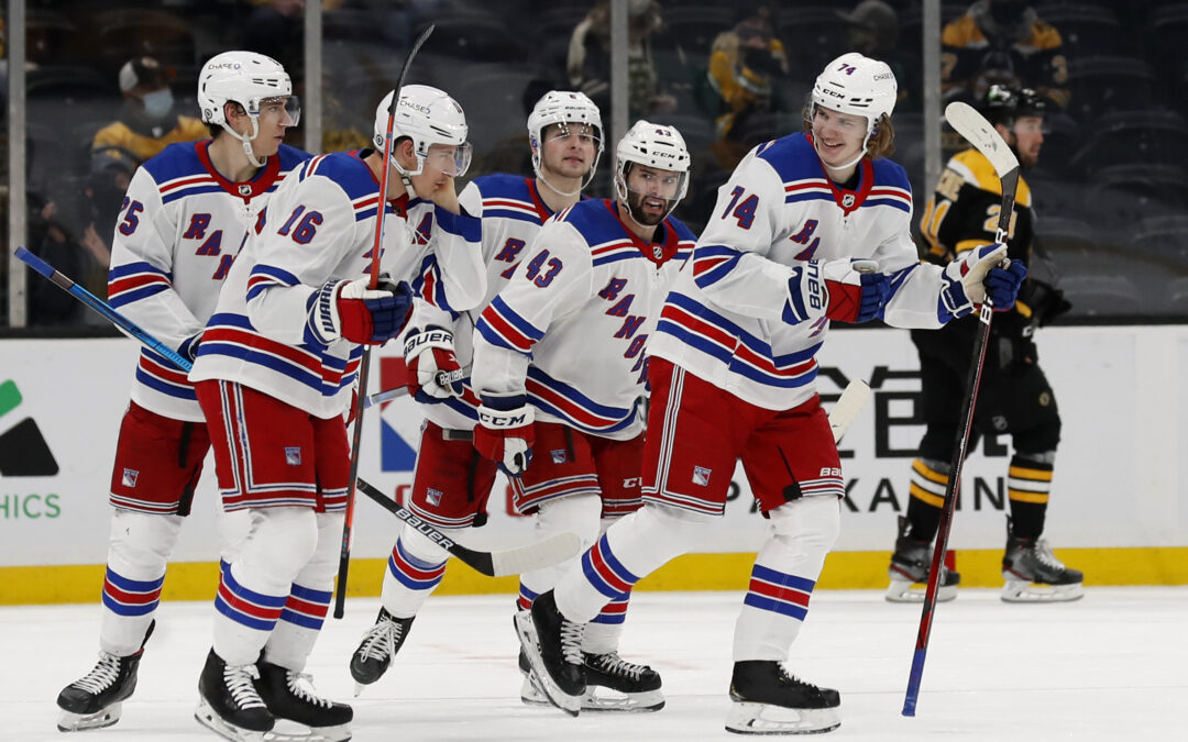 Four Players That Should Be Top Targets For New York Rangers