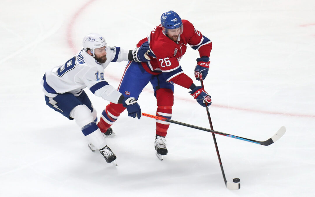Barclay Goodrow signs for New York Rangers