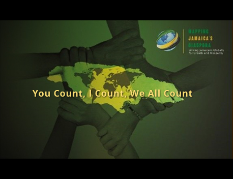 Mapping Jamaicas Diaspora