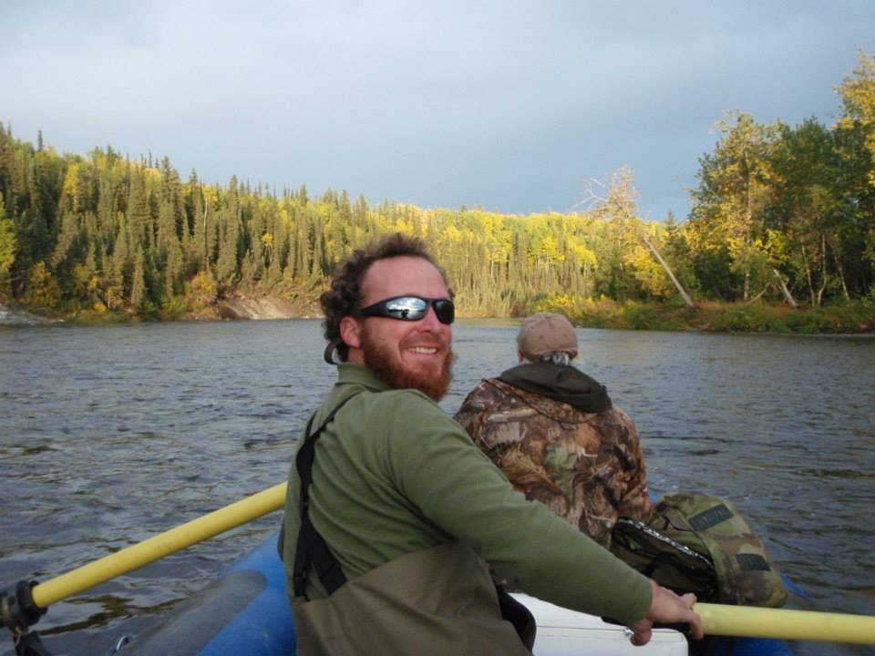 Gulkana River, rafting, Alaska, Copper Valley