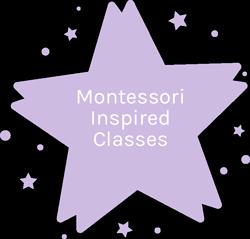 Montessori inspired Class
