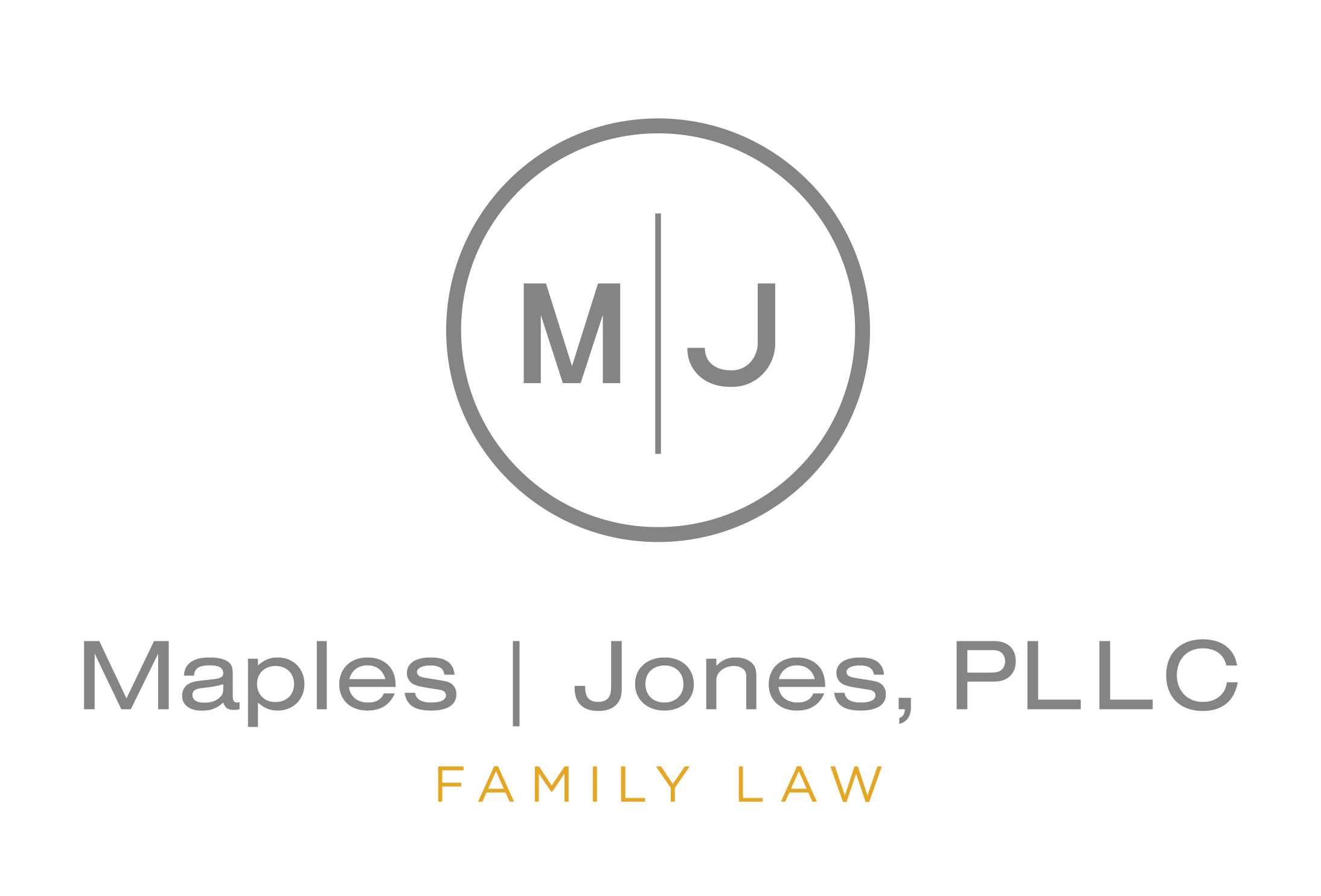 Maples | Jones, PLLC Family Law Logo