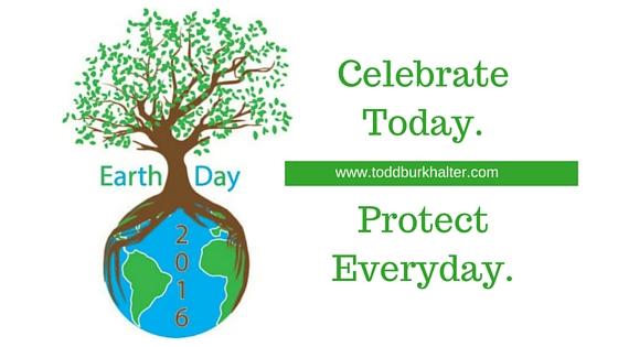 Earth Day TB 16