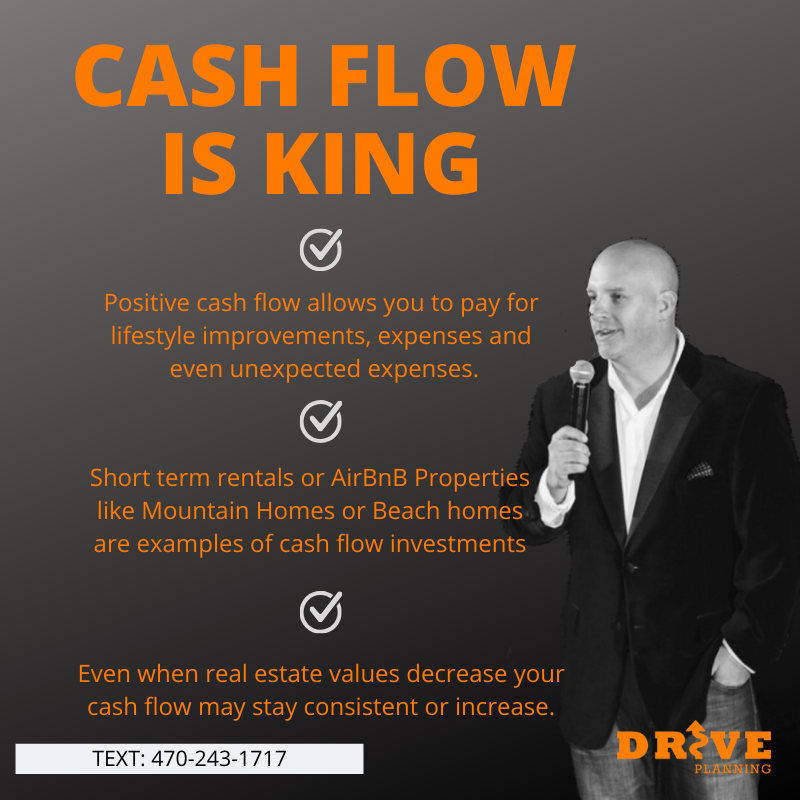 Cashflow Is King