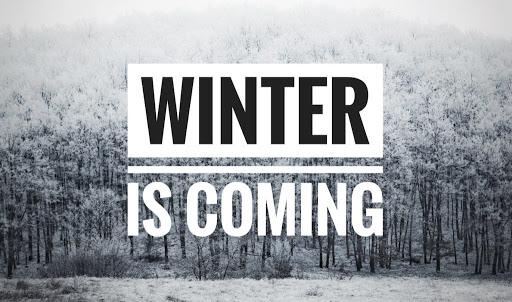 Winter Comes Again