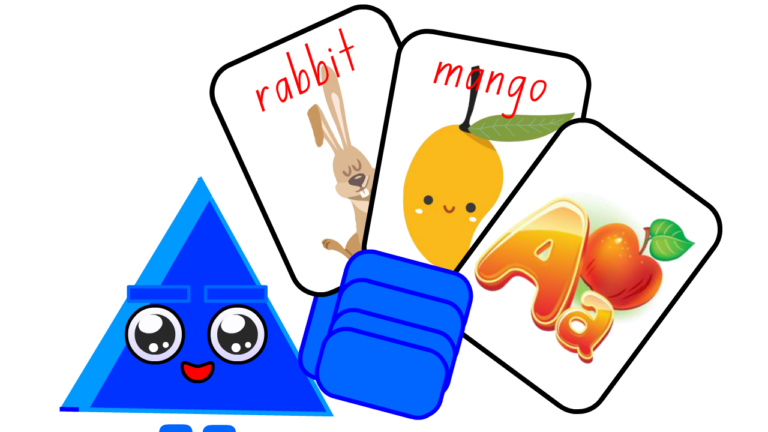 Bright Monsters – Flash Cards Animals (F28)
