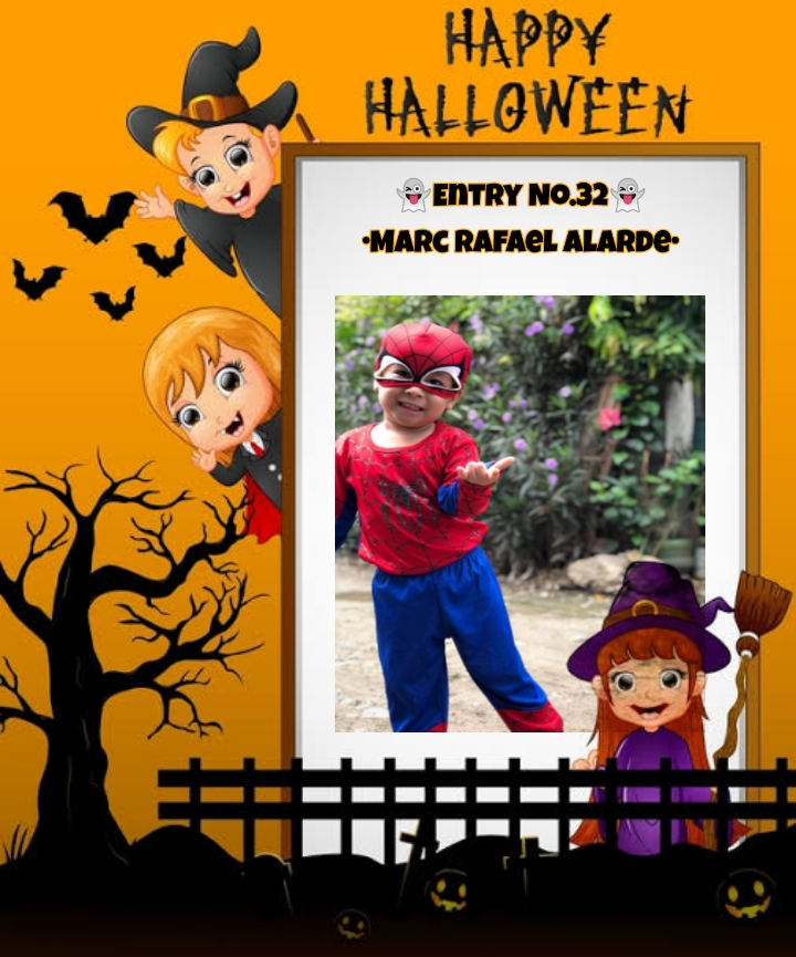 Bright Monsters – Halloween Costume Competition. Entry No.32