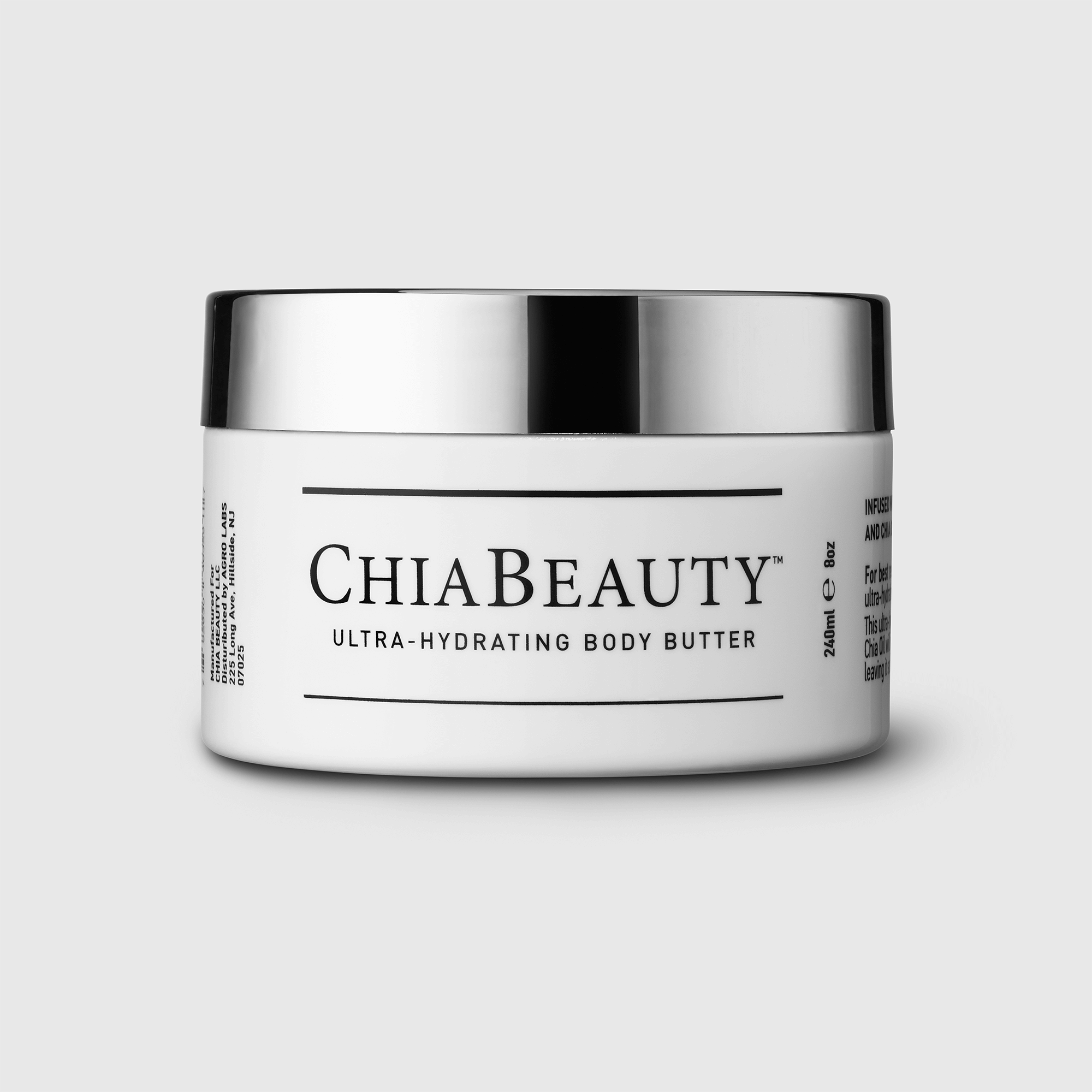 Chia Beauty Ultra Hydrating Body Butter