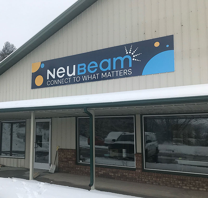 New NeuBeam Office at 89 Pleasant Hill Drive in Oakland, MD