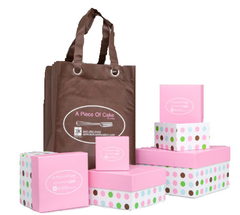 Custom bakery boxes and takeout boxes