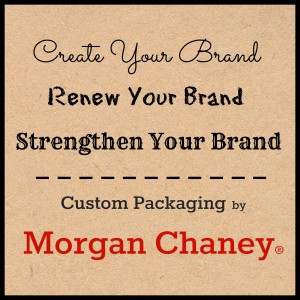 Create your brand - Morgan Chaney Packaging