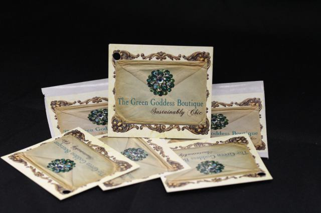 Boutique Custom Printed Labels