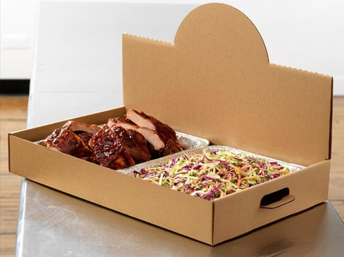 Pop-Up Catering Tray