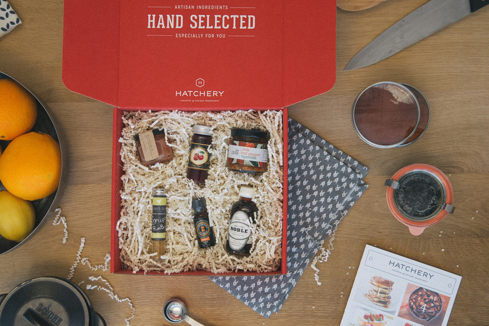 Subscription Box Packaging