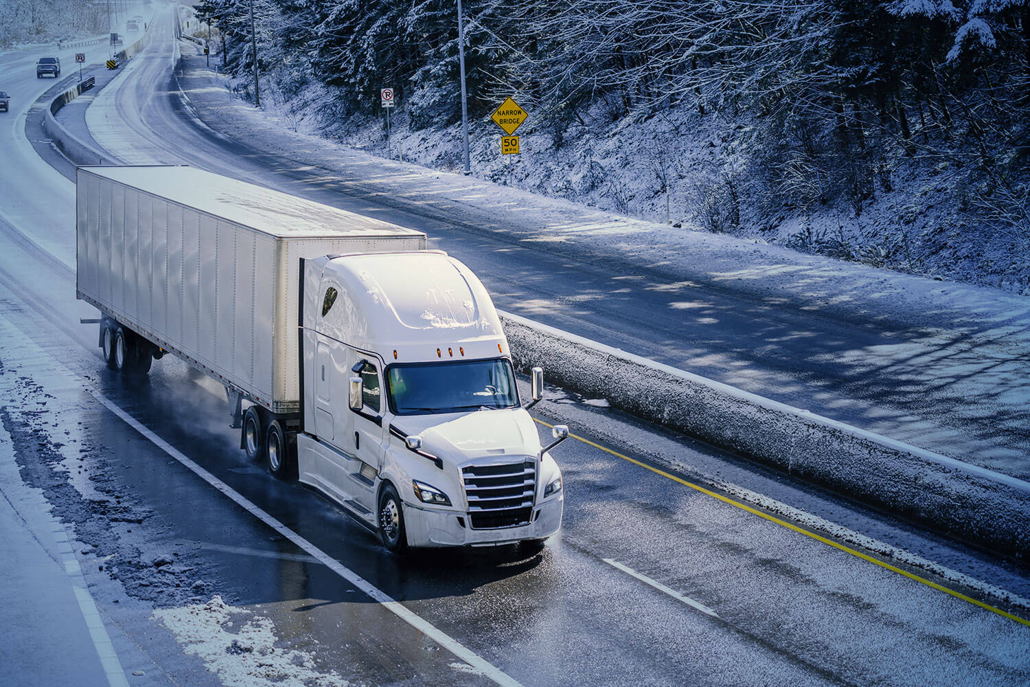 Heading Into Winter: Keeping Drivers Safe On The Road