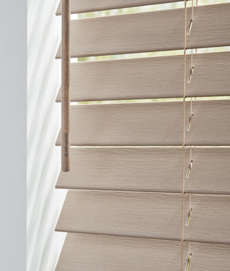 Blinds - Wood and Composite