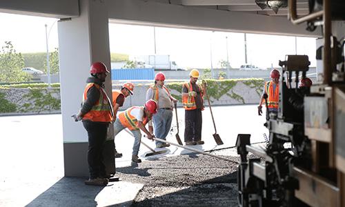 Asphalt Repairs - Asphalt Paving Contractor, Toronto