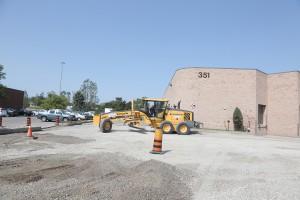 commercial asphalt paving Toronto