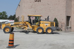 commercial asphalt paving in Toronto