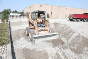 commercial asphalt paving Mississauga