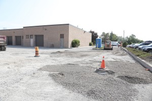 commercial asphalt paving in Mississauga