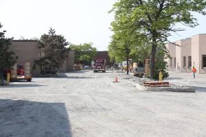 commercial asphalt paving Mississauga - gravel installation & grading