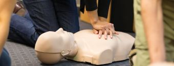 CPR, FIRST AID &AED