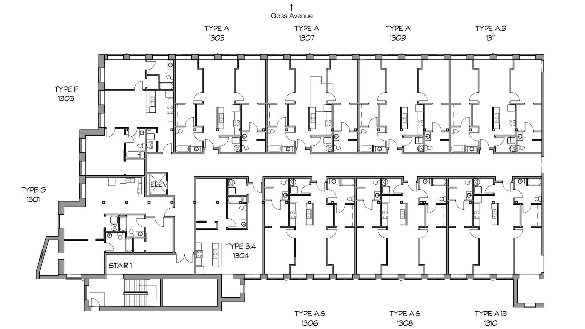 GML Mill Building   Phase 3   Third Floor