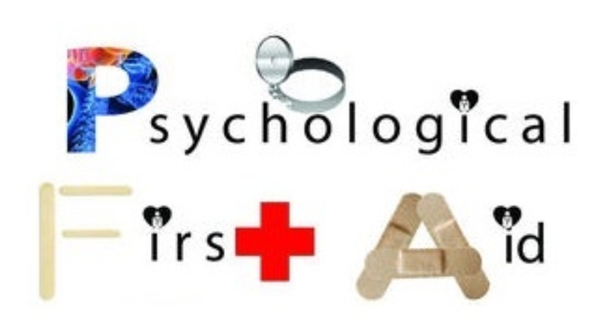 A-Z of Psychological First Aid