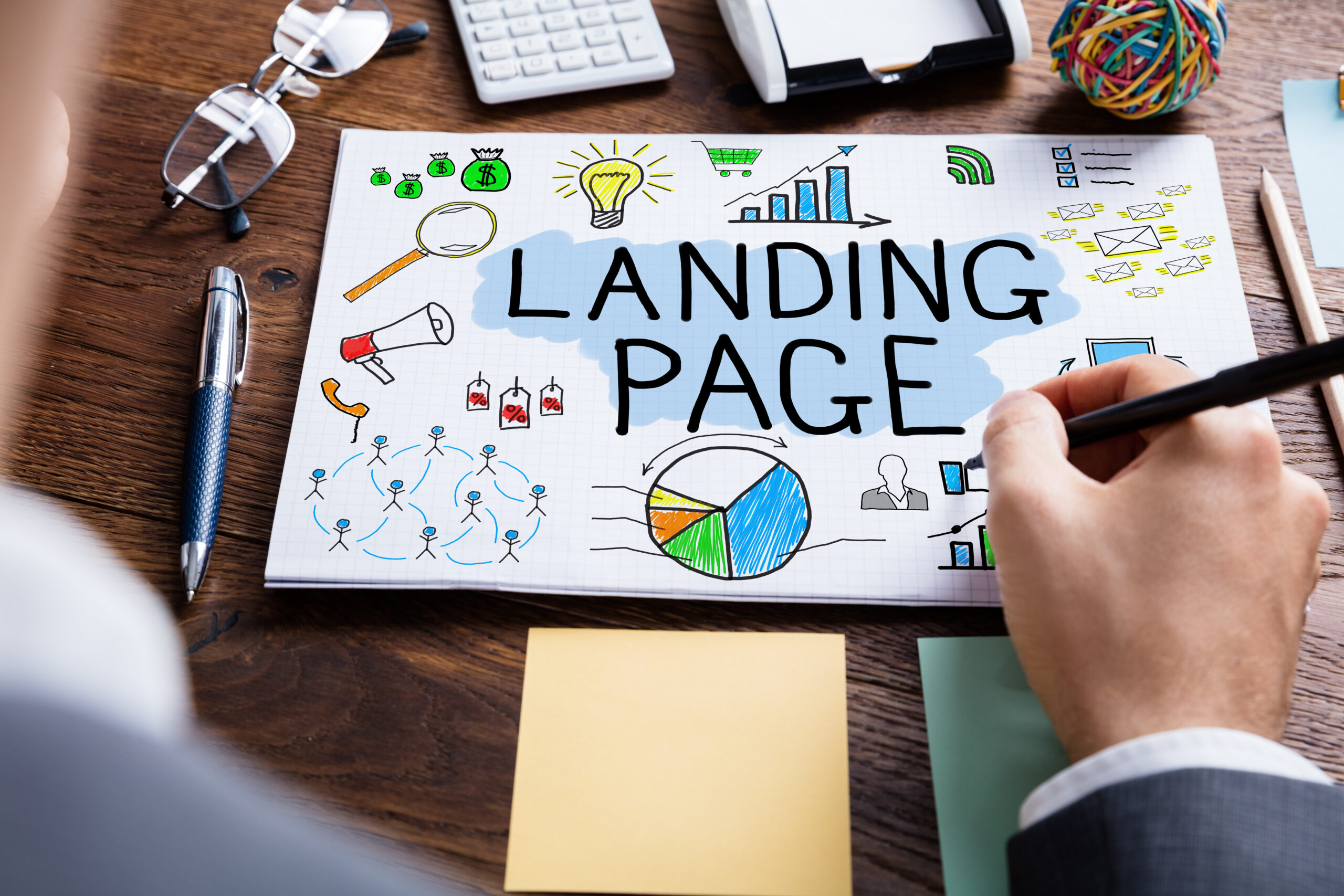 What is a Landing Page & Why is it Important?