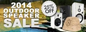 SpeakerCraft Outdoor sale