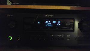 Denon 3000 series in command digital receiver