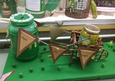 IVH Pickle Jar cart