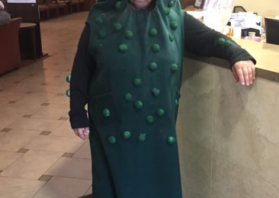 Pickle Costume