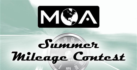 BMW MOA Summer Mileage Contest