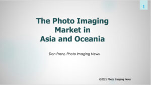 The Photo Imaging Market in Asia and Oceania