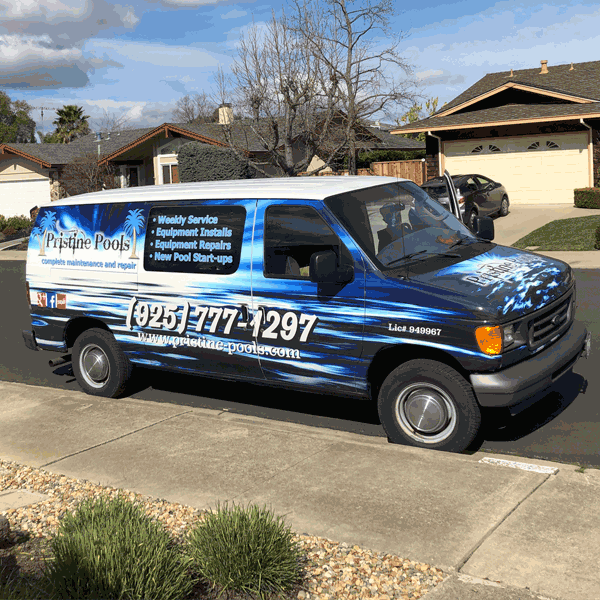 Pristine Pools Service and Repairs