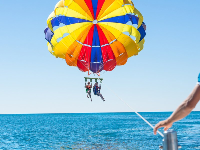 Maryland Parasailing in Ocean City