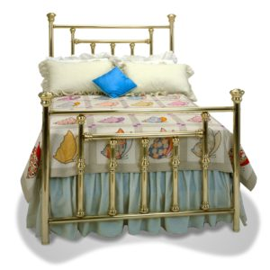 102A Century Brass Bed