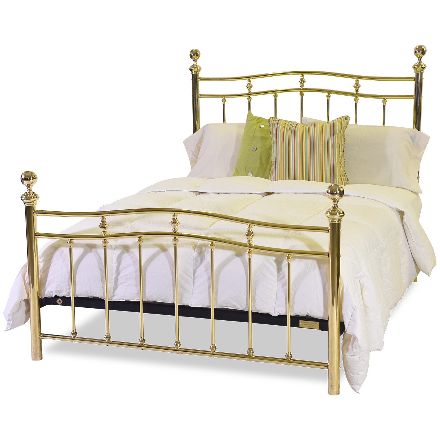 126 Portico Brass Bed