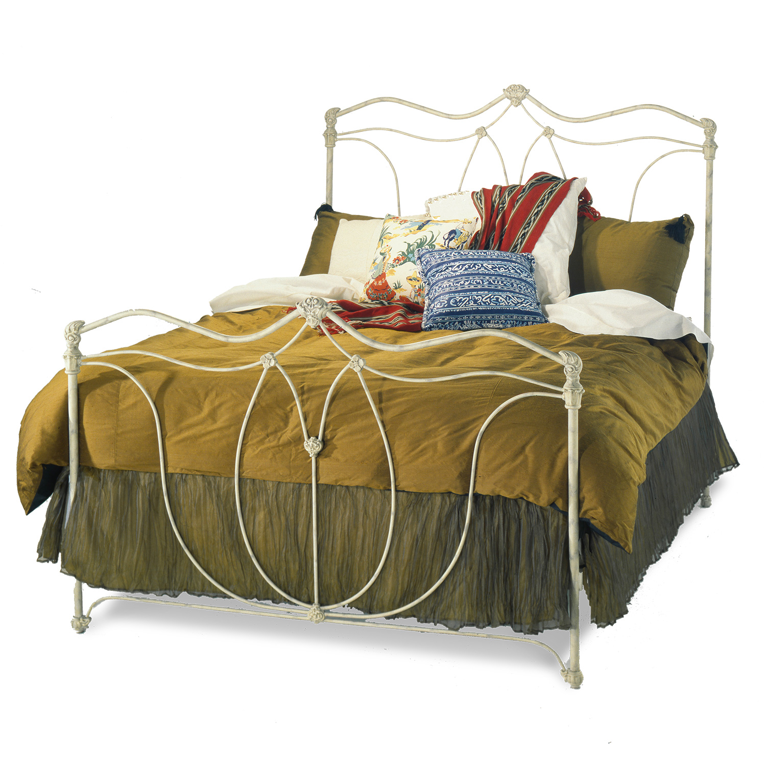 148 Victorian Iron Bed