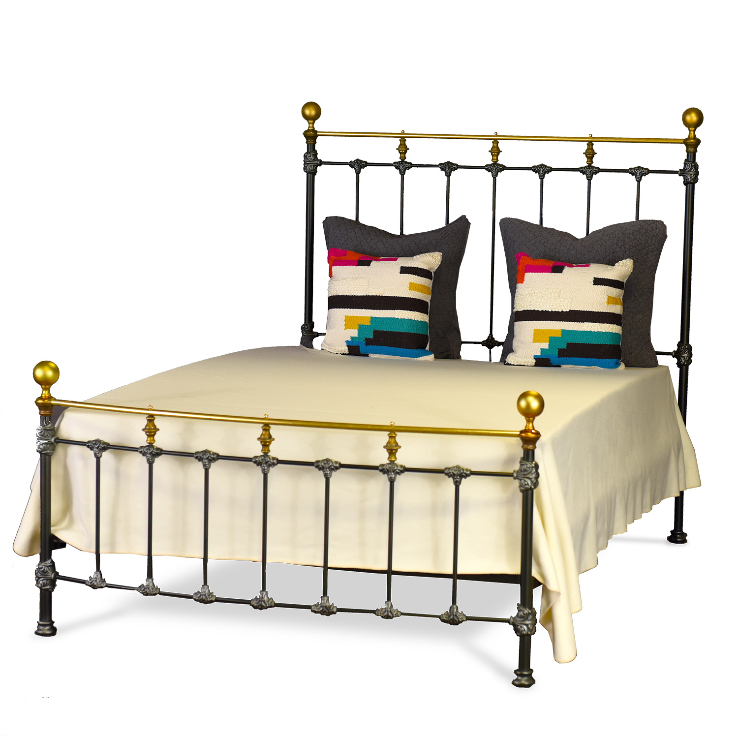 152 Excelsior Iron Bed