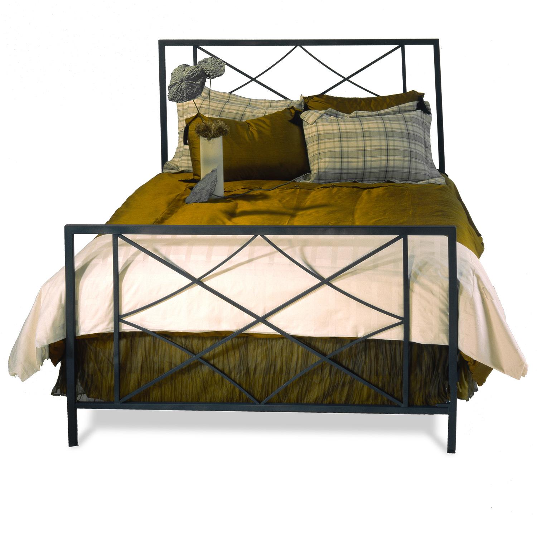 300 Lattice Metal Bed