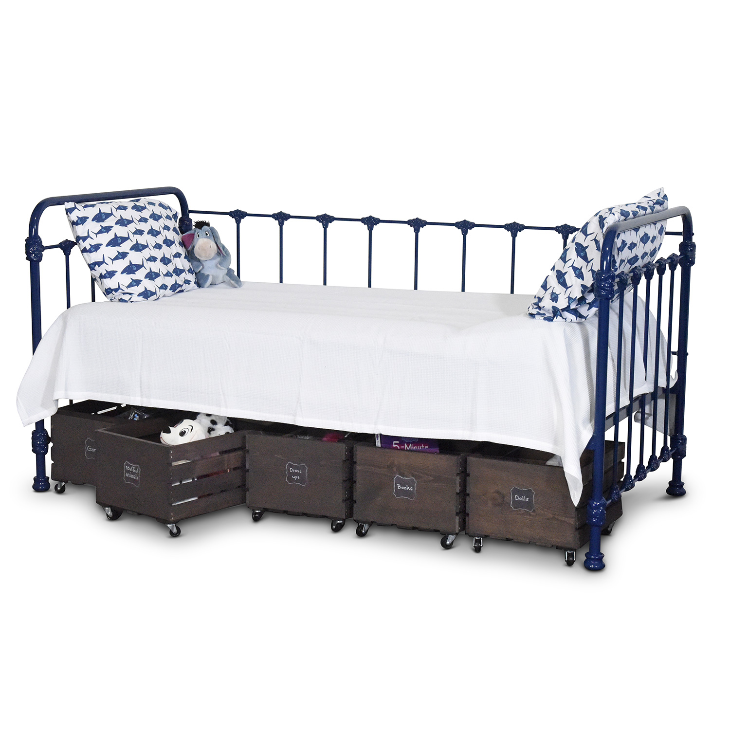160-D Daybed With Storage Shadow