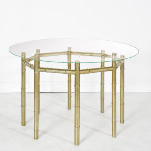492 Large Bamboo Dining Table